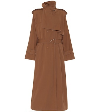 Bottega Veneta - Trench in cotone - mytheresa.com