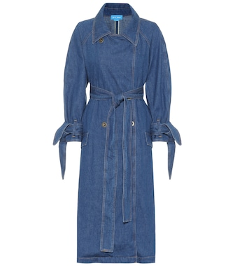 M.i.h Jeans - Audie denim trench coat - mytheresa.com