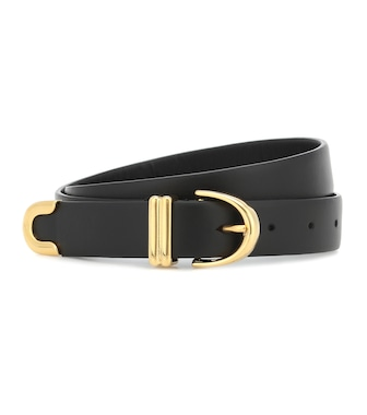 Khaite - Bambi leather belt - mytheresa.com