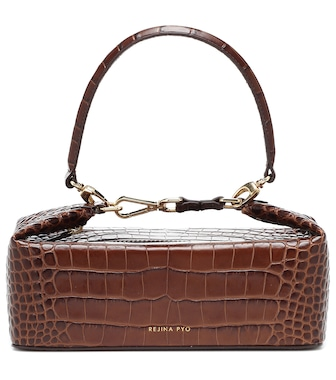 Rejina Pyo - Olivia embossed leather tote - mytheresa.com