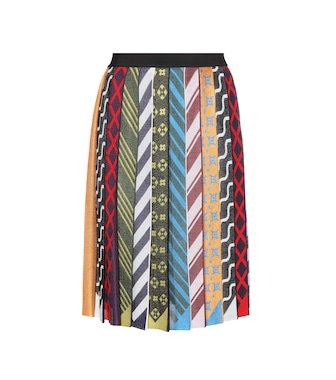 Mary Katrantzou - Knitted printed skirt - mytheresa.com
