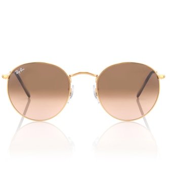 Ray-Ban - RB3447 round sunglasses - mytheresa.com