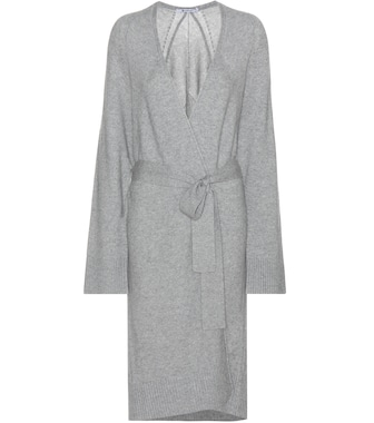 T by Alexander Wang - Wool and cashmere cardigan - mytheresa.com