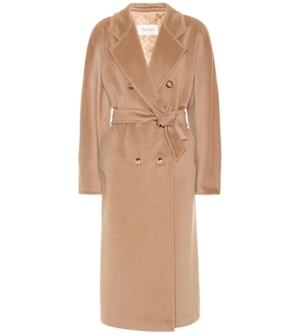 Max Mara - Madame wool and cashmere-blend coat - mytheresa.com