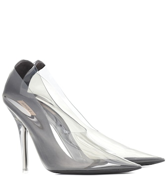 Yeezy - Transparent pumps (SEASON 7) - mytheresa.com