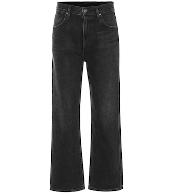 Goldsign - High-Rise Jeans The Cropped A - mytheresa.com