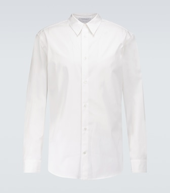 Gabriela Hearst - Quevedo cotton shirt - mytheresa.com
