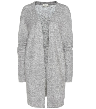 Acne Studios - Raya wool and mohair-blend cardigan - mytheresa.com