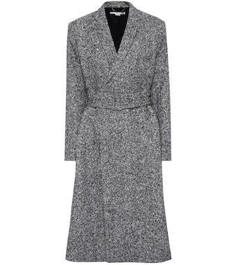 Stella McCartney - Wool coat - mytheresa.com