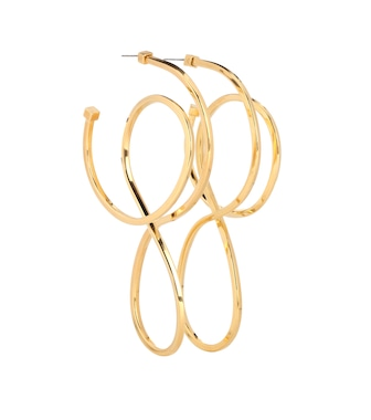 Balenciaga - Hoop earrings - mytheresa.com