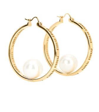 Miu Miu - Hoop earrings - mytheresa.com