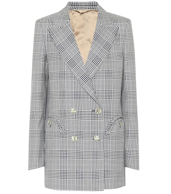 Blazé Milano - Everyday checked wool blazer - mytheresa.com