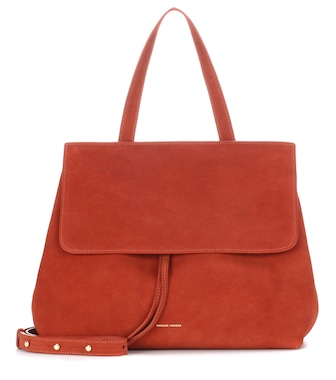 Mansur Gavriel - Lady suede shoulder bag - mytheresa.com