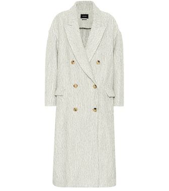 Isabel Marant - Habra alpaca and wool coat - mytheresa.com
