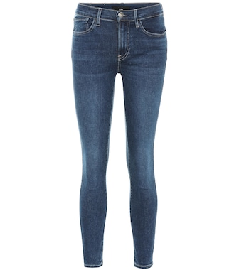 3x1 - Sophie mid-rise skinny jeans - mytheresa.com