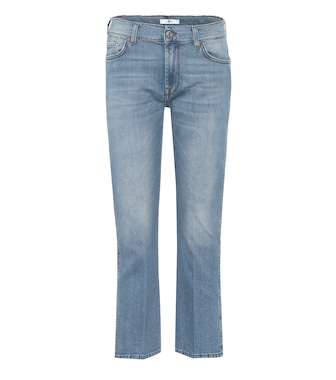 7 For All Mankind - Cropped Boot jeans - mytheresa.com