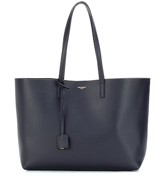 Saint Laurent - Leather shopper - mytheresa.com