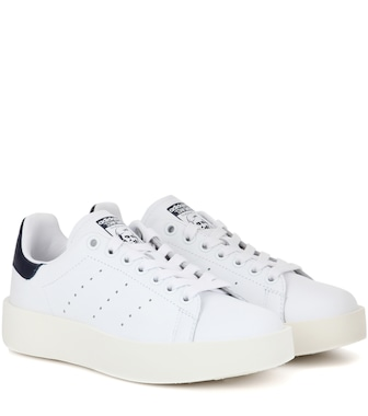 Adidas Originals - Stan Smith Bold leather sneakers - mytheresa.com