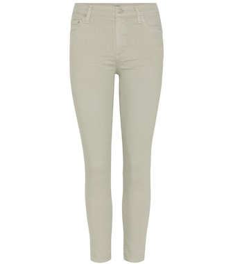 Citizens of Humanity - Rocket Crop high-rise skinny jeans - mytheresa.com