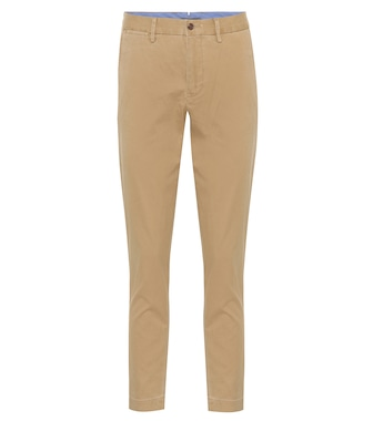 Polo Ralph Lauren - Stretch-cotton chino pants - mytheresa.com