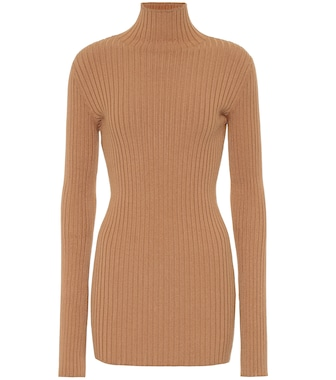 MM6 Maison Margiela - Turtleneck sweater - mytheresa.com