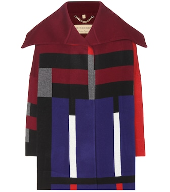 Burberry - Halladale wool and cashmere jacket - mytheresa.com