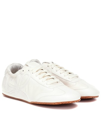 Loewe - Ballet Runner leather sneakers - mytheresa.com