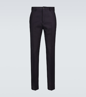 Acne Studios - Jellico pinstriped suit pants - mytheresa.com