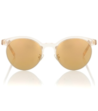 Oliver Peoples - Ezelle browline sunglasses - mytheresa.com