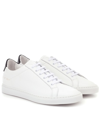 Common Projects - Sneakers Retro Low in pelle - mytheresa.com