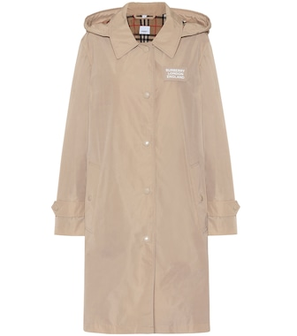 Burberry - Oxclose raincoat - mytheresa.com