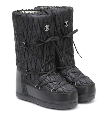 Bogner - Exclusive to Mytheresa – Cervinia quilted snow boots - mytheresa.com