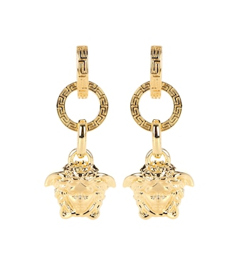 Versace - Medusa earrings - mytheresa.com