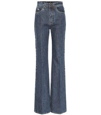 Etro - High-rise flared jeans - mytheresa.com