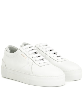 Axel Arigato - Platform leather sneakers - mytheresa.com