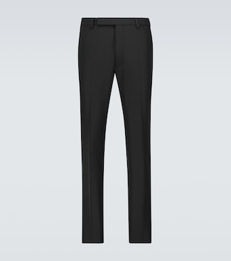 Prada - Slim-fit technical pants - mytheresa.com