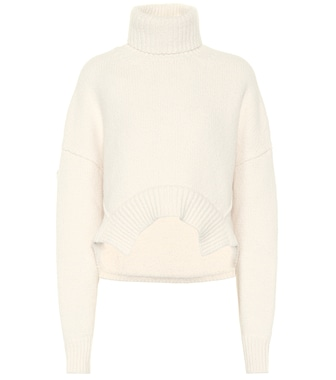 Golden Goose - Amber cotton and wool-blend sweater - mytheresa.com