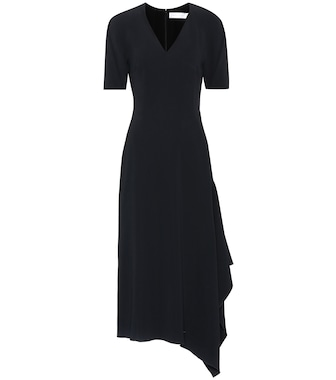 Victoria Beckham - Crêpe dress - mytheresa.com