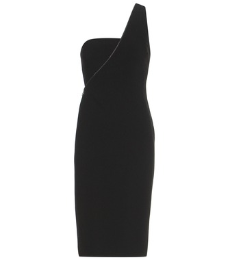 Tom Ford - Two-part crêpe dress - mytheresa.com
