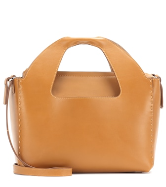 The Row - Two For One leather handbag - mytheresa.com
