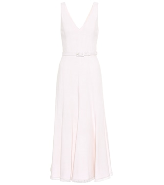 Gabriela Hearst - Bridget midi dress - mytheresa.com