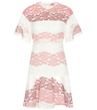 Burberry - Elisabetta lace dress - mytheresa.com
