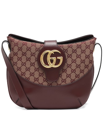 Gucci - Arli GG Medium shoulder bag - mytheresa.com