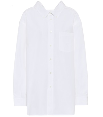 Balenciaga - Swing cotton shirt - mytheresa.com