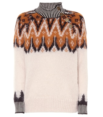 Coach - Intarsia turtleneck sweater - mytheresa.com