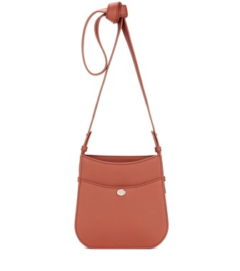 Loro Piana - Fleur Small leather crossbody bag - mytheresa.com