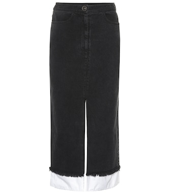 Rejina Pyo - Denim pencil skirt - mytheresa.com