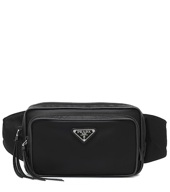 Prada - Nylon belt bag - mytheresa.com