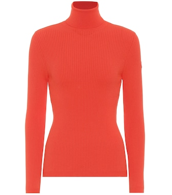 Fusalp - Ancelle ribbed-knit sweater - mytheresa.com