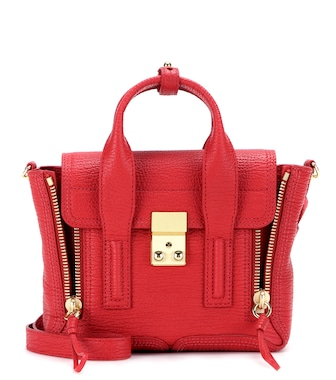 3.1 Phillip Lim - Pashli Mini leather bag - mytheresa.com
